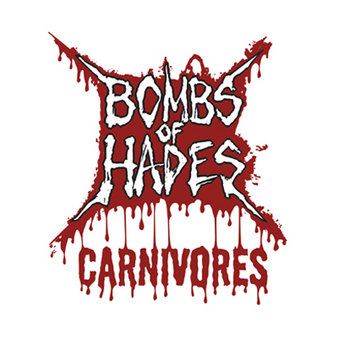 "Carnivores 7""EP cover art"
