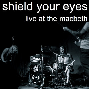 live at the macbeth cover art
