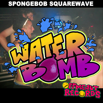 Water Bomb E.P cover art