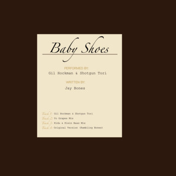 Baby Shoes (Single) cover art