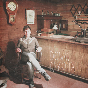 Down, Dakota! cover art