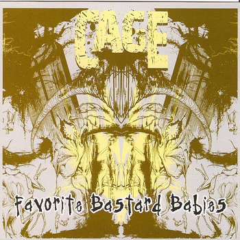 Favorite Bastard Babies (Mix CD 2007) cover art