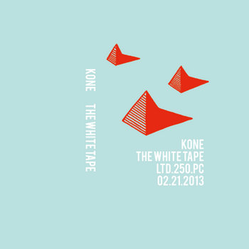 THE WHITE TAPE cover art