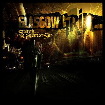 GLASGOW GRIN - Saints of the Greatest Sin cover art