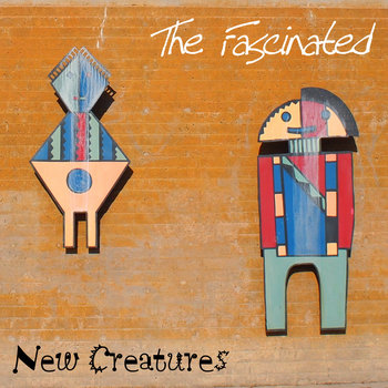 New Creatures (EP/Single) cover art