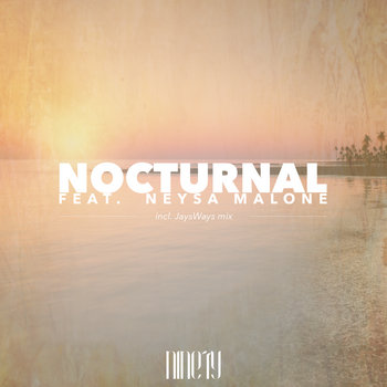 Nocturnal - RESET EP - cover art