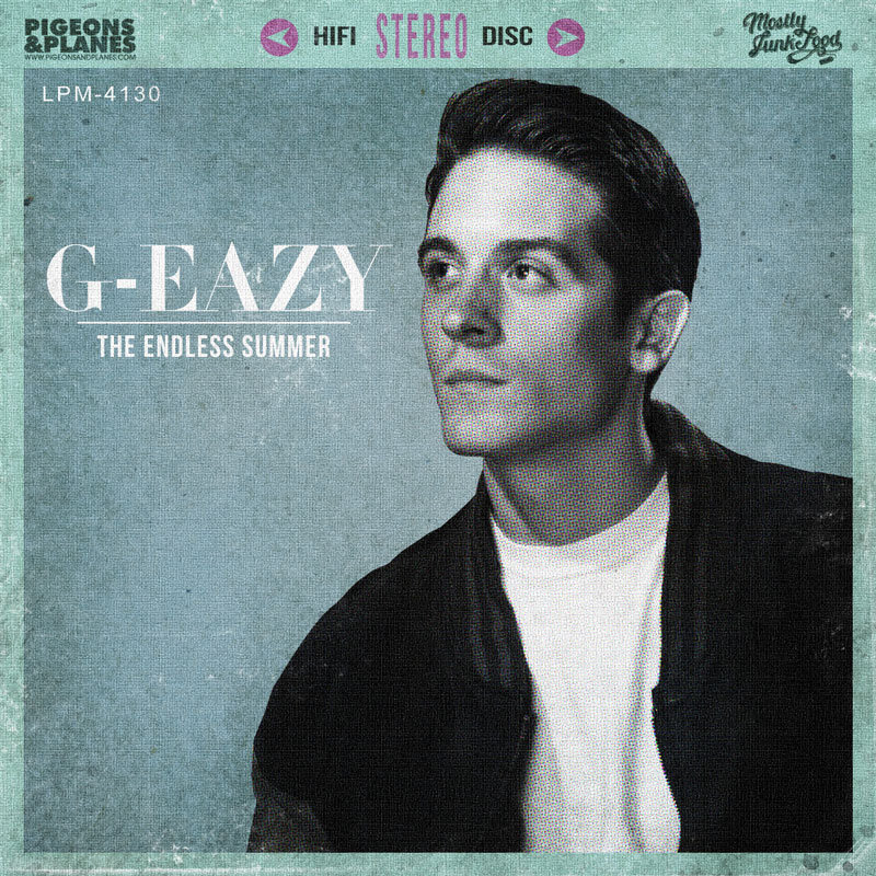 G EAZY THE ENDLE   G Eazy Endless Summer