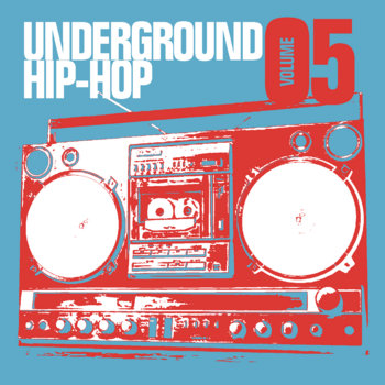 URBNET - Underground Hip-Hop, Vol. 5 cover art