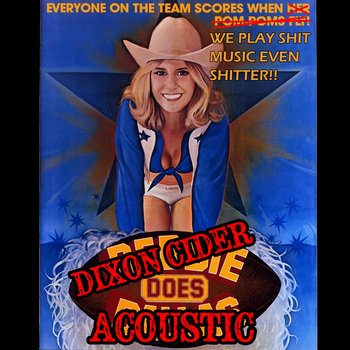 Dixon Cider Does Acoustic cover art