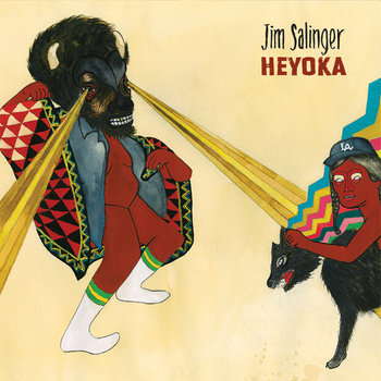 HEYOKA cover art