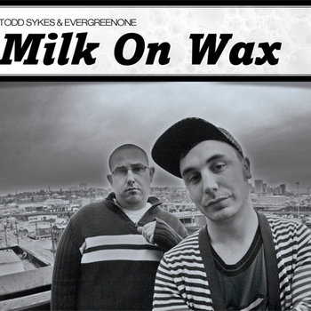 Milk On Wax cover art