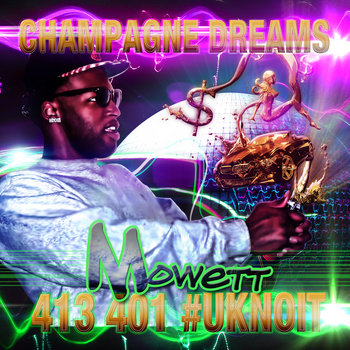 Champagne Dreams cover art