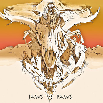 Jaws vs Paws cover art