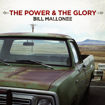 THE POWER & THE GLORY cover art