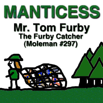 Mr. Tom Furby-The Furby Catcher cover art