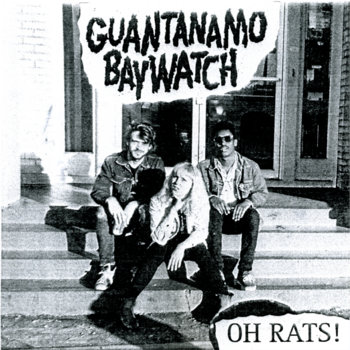 "Oh Rats! 7"" cover art"
