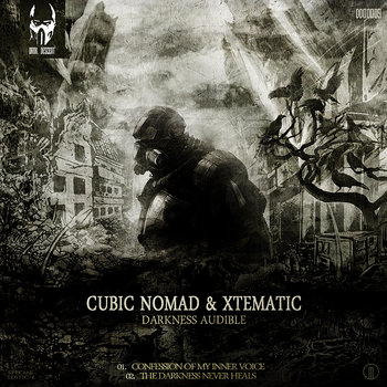 Cubic Nomad & Xtematic - Darkness Audible cover art