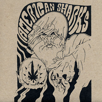 "WEEDWIZARD 7"" cover art"