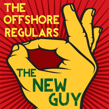 The New Guy cover art
