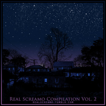 &#39;Real Screamo Compilation Vol 2&#39; cover art