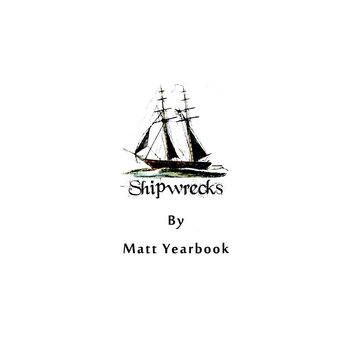 Shipwrecks e.p cover art