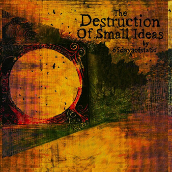The Destruction of Small Ideas (deluxe edition) cover art