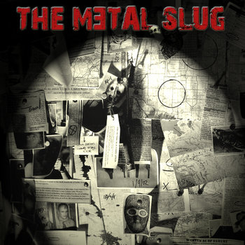 The Metal Slug cover art