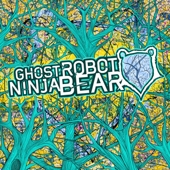 Ghost Robot Ninja Bear cover art