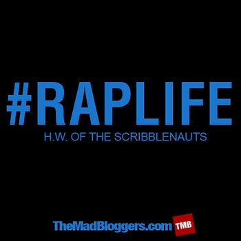 #raplife cover art