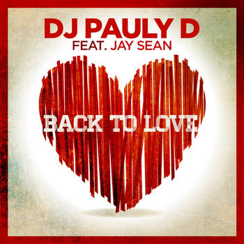 Jay Sean - Back To Love (Roy C Remix) cover art