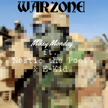Warzone ft. nosticthepoet & E-Kid cover art