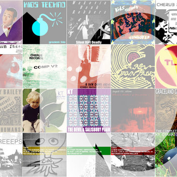 FREE COMP! - 10 years of Cherub Records cover art