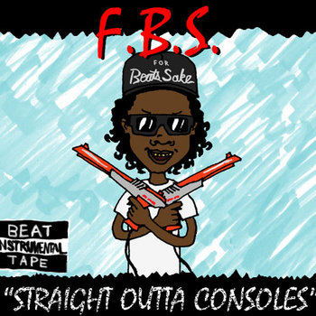 Straight Outta Consoles: The Instrumentals cover art
