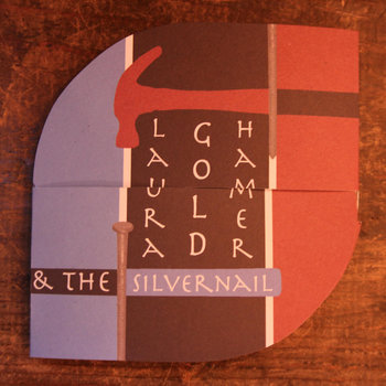 LAURA GOLDHAMER & THE SILVERNAIL cover art