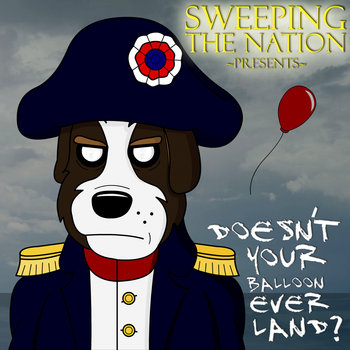 Doesn't Your Balloon Ever Land? cover art