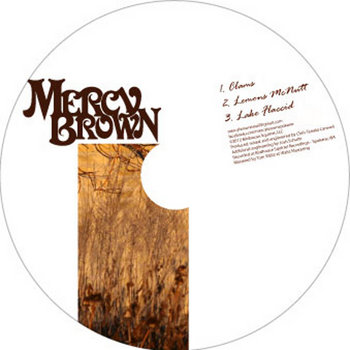 Mercy Brown (EP) cover art