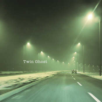 Twin Ghost - The Album cover art