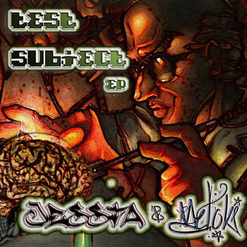 Test Subject cover art