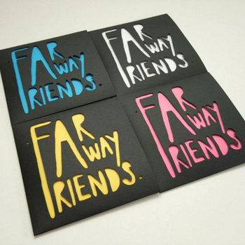 Far Away Friends cover art