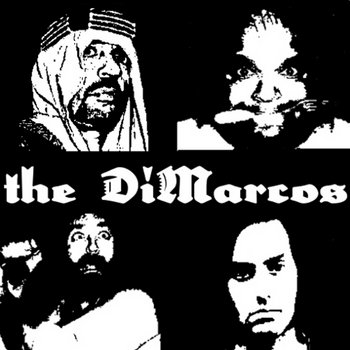 The DiMarcos 7 inch cover art
