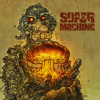 S/T (supermachine) cover art