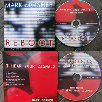 Reboot / I Hear Your Signals Special Edition cover art