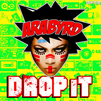Stereotyp feat.:ARABYRD / DROP it cover art