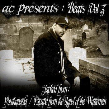 A.C. presents: Beats Vol 3 cover art