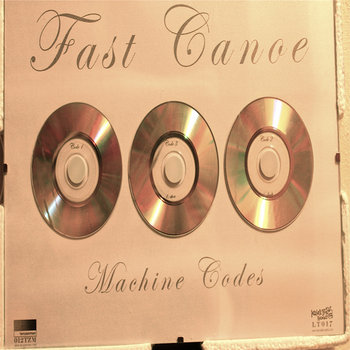 Machine Codes cover art