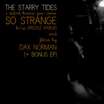 I Didn&#39;t Know You Were So Strange (+ bonus EP) cover art