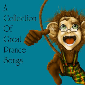 A Collection of Great Prance Songs cover art