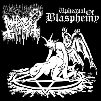 Upheaval Of Blasphemy / Rumpus Of The Undead cover art
