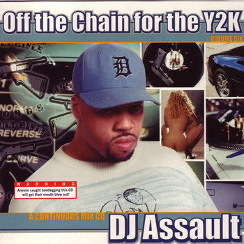 Off The Chain For The Y2K cover art