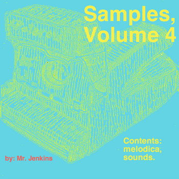 Samples, Volume 4: Melodica cover art